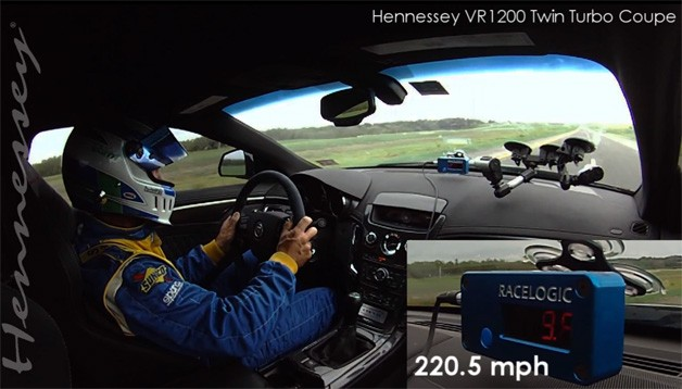 MISC Hennessey V700